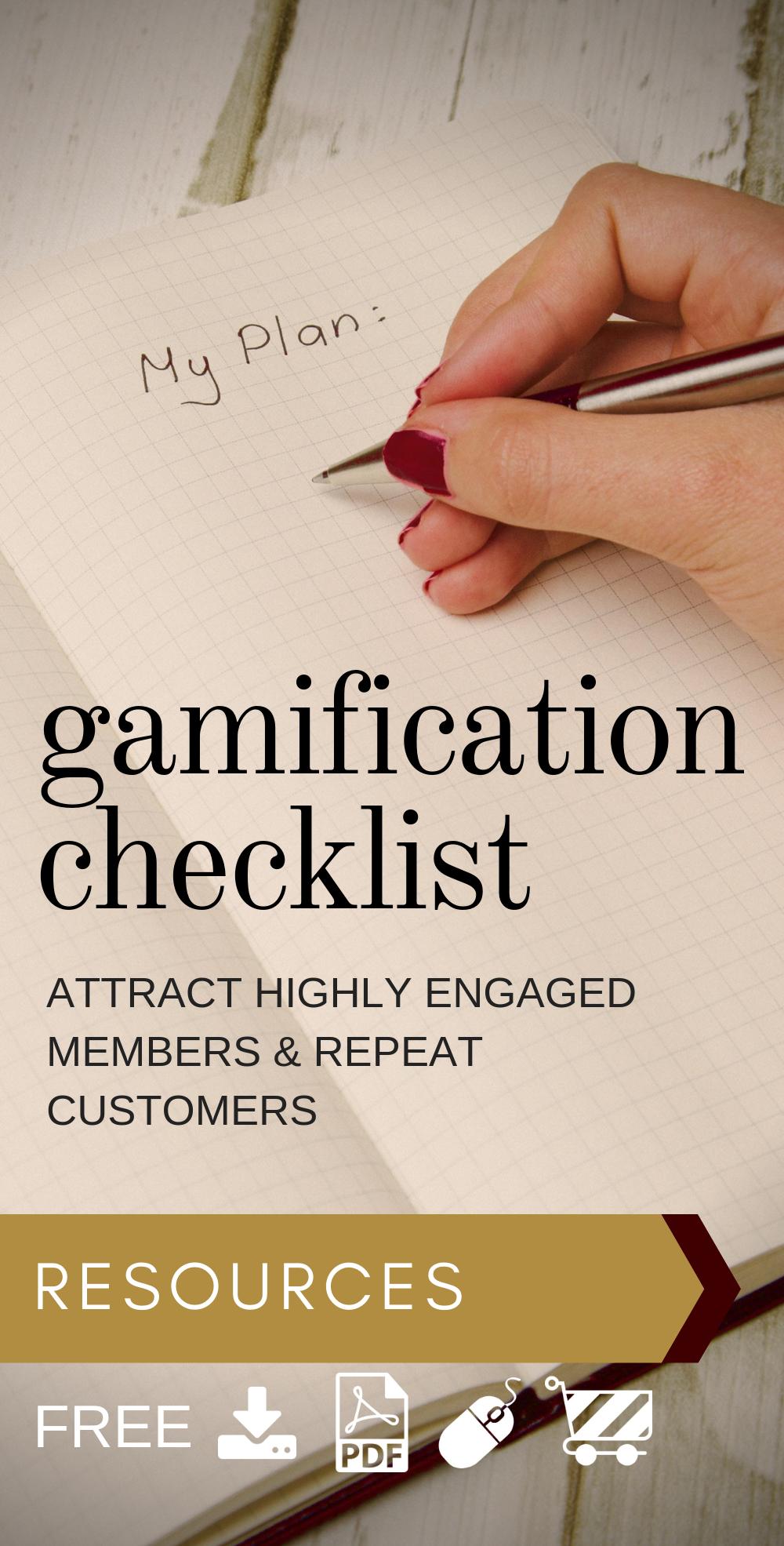 GamificationChecklist