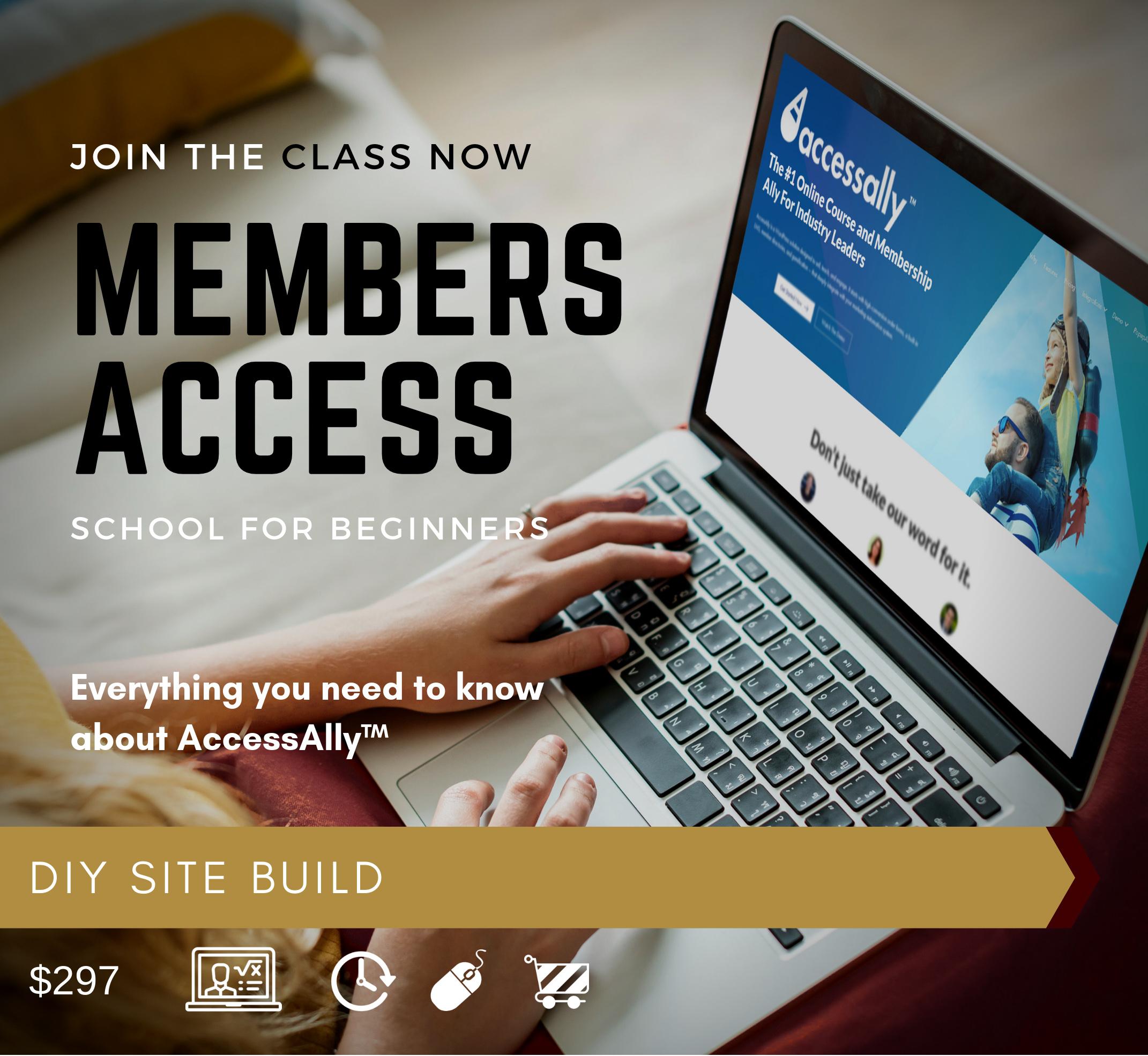 Members Access School