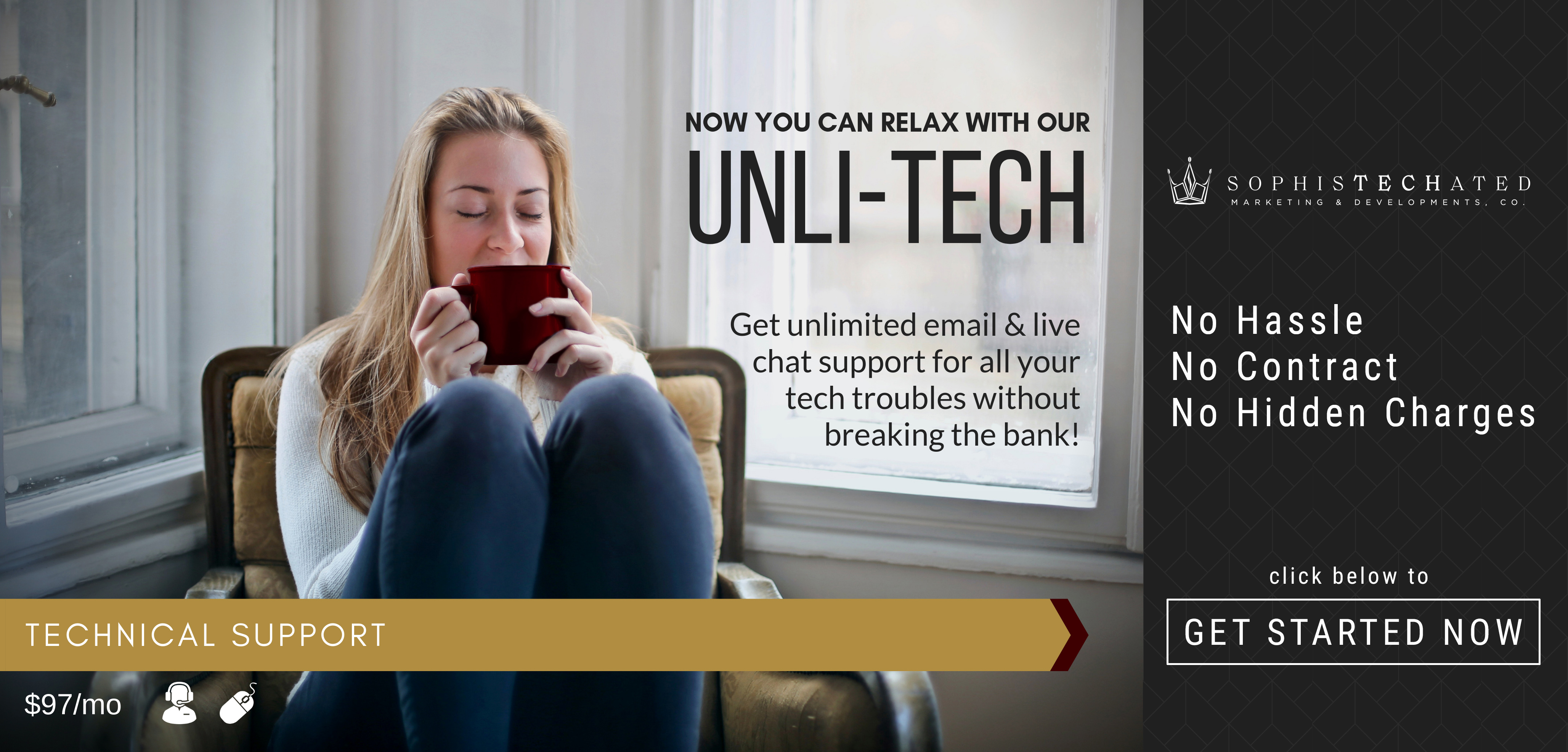 unlimited-tech-support-red-pattern